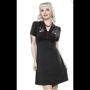 Sourpuss Rosie dress